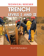 Technical Rescue: Trench Levels I and II, 1st Edition, 978-1-4283-3507-3