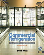 Commercial Refrigeration: For Air Conditioning Technicians, 2nd Edition, 978-1-4283-3526-4