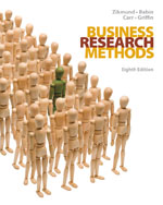 Business Research Methods (with Qualtrics Card), 8th Edition, 978-1-4390-8067-2