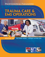 Study Guide for Beebe/Myers' Professional Paramedic, Volume III: Trauma Care & EMS Operations, ISBN-13: 978-1-4283-2349-0