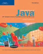 Fundamentals of Java: AP* Computer Science Essentials for the A & AB Exams, 3rd Edition, 978-0-619-26723-0