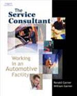 The Service Consultant : Working in an Automotive Facility, 1st Edition, 978-1-4018-7990-7