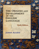 Answer Key for Problems in Origins & Development of the English Langage, 978-1-4282-3146-7