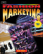 Fashion Marketing, 1st Edition, 978-0-538-43564-2