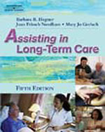 Assisting in Long-Term Care, 5th Edition, 978-1-4018-9954-7