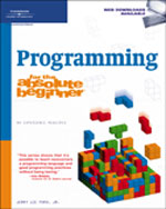 Programming for the Absolute Beginner, 1st Edition, 978-1-59863-374-0