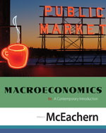 Macroeconomics: A Contemporary Introduction, 8th Edition, 978-0-324-57950-5