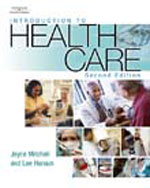Introduction to Health Care, 2nd Edition, 978-1-4018-9155-8