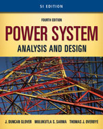 Power System Analysis and Design, SI Version (Book Only), 4th Edition, 978-1-4390-6190-9