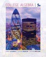 Student Solutions Manual for Stewart/Redlin/Watson's College Algebra, 5th, ISBN-13: 978-0-495-56524-6