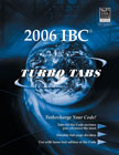 Turbo Tabs for ICC's 2006 International Building Code, 978-1-58001-554-7
