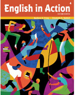 English in Action 4: Text/Workbook/Interactive CD-ROM Pkg., 978-1-111-62678-5