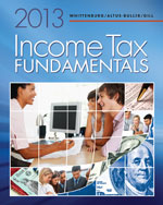 Income Tax Fundamentals 2013 (with H&R BLOCK At Home Tax Preparation Software CD-ROM), 31st Edition, 978-1-111-97251-6