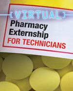 Virtual Pharmacy Externship for Technicians Printed Access Card, 978-1-4390-5744-5