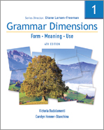 Grammar Dimensions 1: Workbook, ISBN-13: 978-1-4240-0352-5