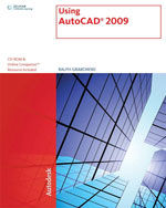 Using AutoCAD® 2009, 1st Edition, 978-1-4354-5371-5