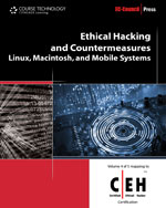 ePack: eBook: Ethical Hacking and Countermeasures: Linux, Macintosh and Mobile Systems + Student Resource Center Instant Access Code, 1st Edition, 978-1-133-62325-0