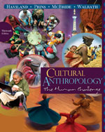 Telecourse Study Guide for Haviland/Prins/McBride/Walrath's Cultural Anthropology: The Human Challenge, ISBN-13: 978-0-8400-3237-9