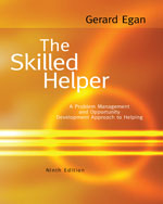 Exercises in Helping Skills for Egan's The Skilled Helper, 9th, ISBN-13: 978-0-495-80632-5