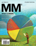 Bundle: MM (with Marketing CourseMate with eBook Printed Access Card), 2nd, 978-1-133-07356-7