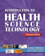 Bundle: Introduction to Health Science Technology, 2nd + Workbook, 978-1-4354-2212-4