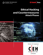 ePack: eBook: Ethical Hacking and Countermeasures: Attack Phases + Student Resource Center Instant Access Code, 1st Edition, 978-1-133-62322-9