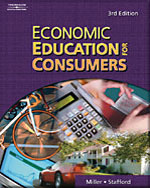 Bundle: Economic Education for Consumers, 3rd + e-Book, 978-0-324-67258-9