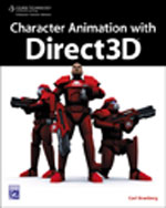 Character Animation With Direct3D, 1st Edition, 978-1-58450-570-9
