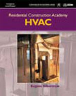 Residential Construction Academy: HVAC, 1st Edition, 978-1-4018-4901-6