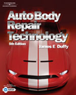 Auto Body Repair Technology, 5th Edition, 978-1-4180-7353-4