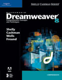 Macromedia Dreamweaver 8: Comprehensive Concepts and Techniques, 1st Edition, 978-1-4188-5993-0