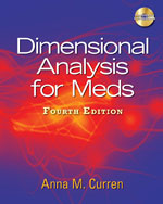 Bundle: Dimensional Analysis for Meds, 4th + 3-2-1 Calc! Comprehensive Dosage Calculation Online Course: 1 year  Printed Access Card, 978-1-133-02432-3