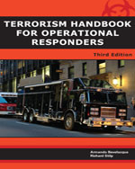 Terrorism Handbook for Operational Responders, 3rd Edition, 978-1-4283-1145-9