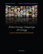 Advertising Campaign Strategy: A Guide to Marketing Communication Plans, 5th Edition, 978-1-133-43480-1