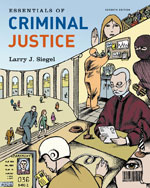 Study Guide for Siegel's Essentials of Criminal Justice, ISBN-13: 978-0-538-73833-0