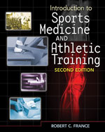Student Workbook for France' Introduction to Sports Medicine and Athletic Training, ISBN-13: 978-1-4354-6438-4
