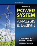 Power System Analysis & Design, SI Version, 5th Edition, 978-1-111-42579-1