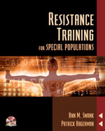 Resistance Training For Special Populations, 1st Edition, 978-1-4180-3218-0