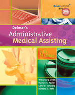 Delmar's Administrative Medical Assisting, 4th Edition, 978-1-4354-1922-3