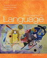 Resource Center Instant Access Code for Fromkin/Rodman/Hyams' An Introduction to Language, 8th Edition, 978-1-4390-8293-5