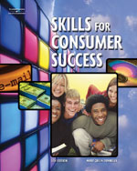 Skills for Consumer Success (with CD-ROM), 5th Edition, 978-0-538-43864-3