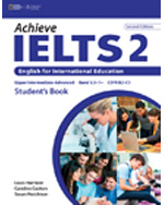 Achieve IELTS 2: English for International Education, 2nd Edition, 978-1-133-31387-8