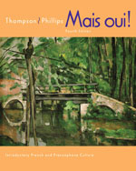 Student Activities Manual for Thompson's Mais Oui!, ISBN-13: 978-0-618-94912-0