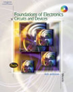 Foundations of Electronics: Circuits & Devices, 4th Edition, 978-0-7668-4026-3