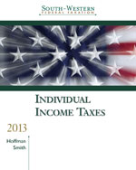 Study Guide for Hoffman/Smith's South-Western Federal Taxation 2013: Individual Income Taxes, 36th, ISBN-13: 978-1-133-18913-8