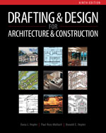 Student Solutions Manual for Hepler/Wallach/Hepler's Drafting and Design for Architecture, 2nd, ISBN-13: 978-1-111-12816-6