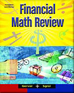 Financial Math Review, 1st Edition, 978-0-538-44021-9