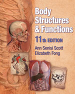 Body Structures and Functions, 11th Edition, 978-1-4283-0419-2