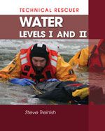 Technical Rescuer: Water, Levels I and II, 1st Edition, 978-1-4283-2102-1