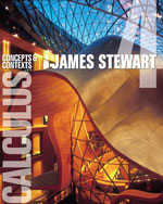 Student Solutions Manual (Chapters 8-13) for Stewart's Multivariable Calculus: Concepts and Contexts, 4th, ISBN-13: 978-0-495-56055-5